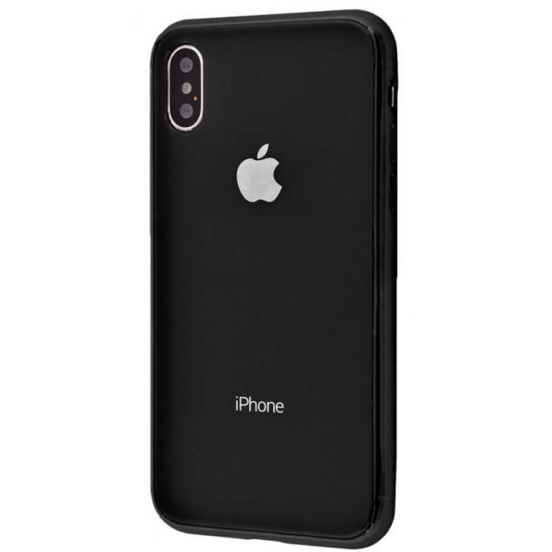 "TPU+Glass чехол Glamor для Apple iPhone XS Max (6.5"")"