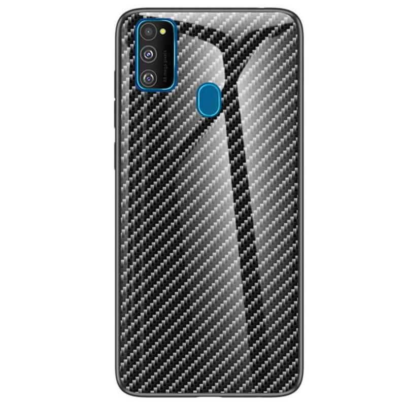 TPU+Glass чехол Twist для Samsung M30s