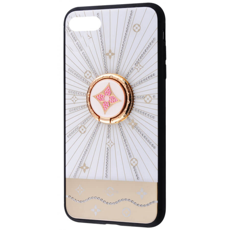 "TPU+Glass чехол TYBOMB Shinig Line для Apple iPhone 8 (4.7"")"