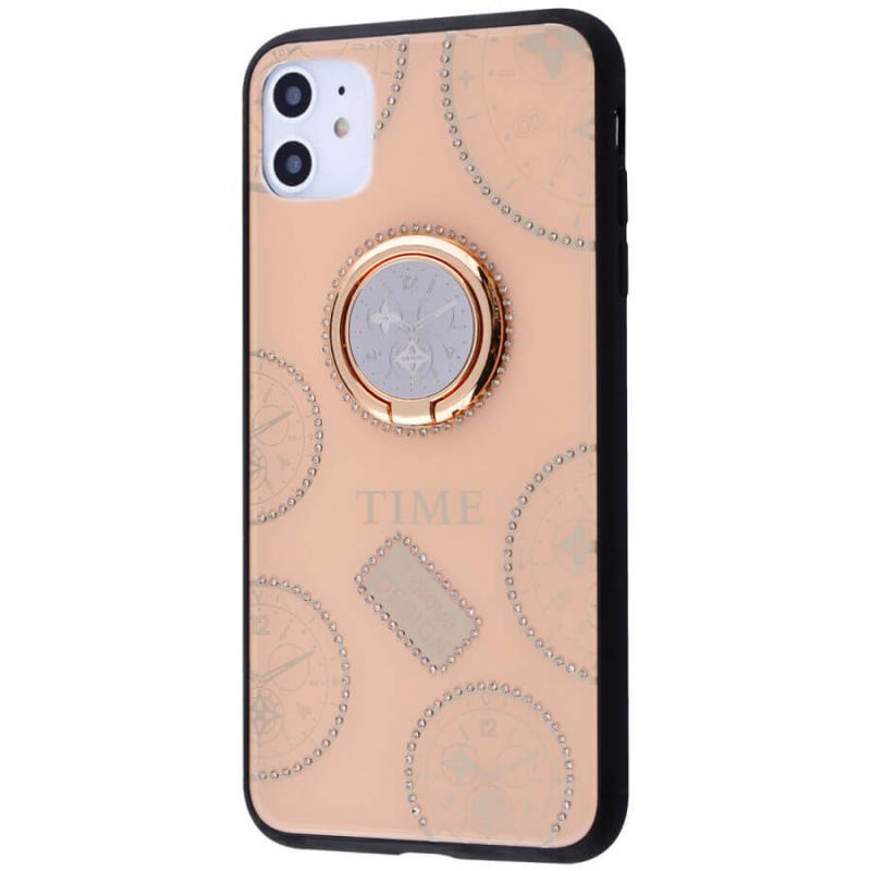 "TPU+Glass чехол TYBOMB Shinig Watch для Apple iPhone 11 (6.1"")"