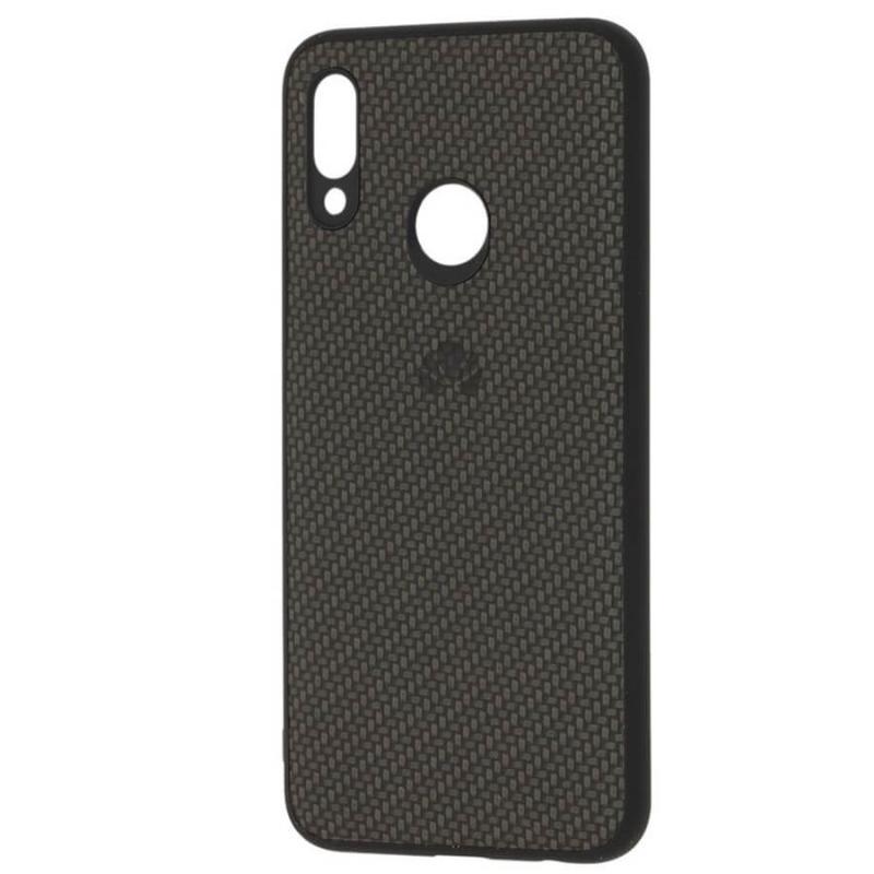 TPU+PC чехол Carbon для Huawei Honor 10 Lite / Huawei P Smart (2019)
