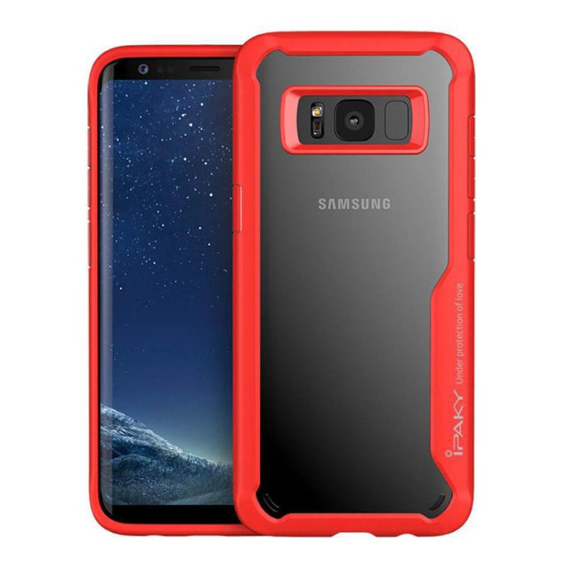 TPU+PC чехол iPaky Luckcool Series для Samsung G950 Galaxy S8