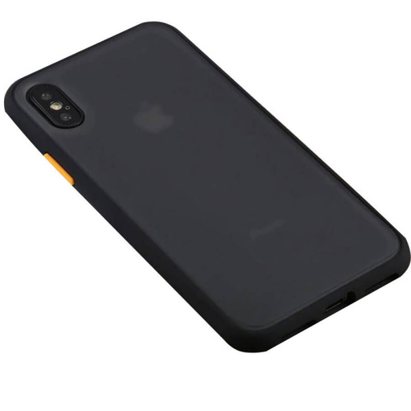 "TPU+PC чехол iPaky Matte Smooth для Apple iPhone XR (6.1"")"