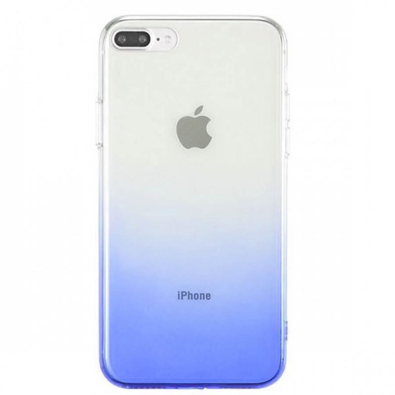 "TPU+PC Ombre для Apple iPhone 8 plus (5.5"")"