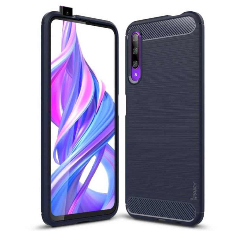 TPU чехол iPaky Slim Series для Huawei P Smart Pro / Honor 9X (China) / 9X Pro