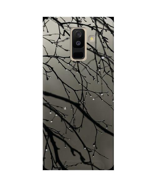 Чехол Winter Tree для Samsung Galaxy A6 Plus (2018)