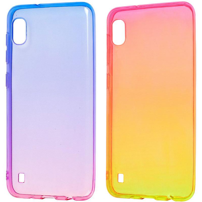 TPU чехол Gradient Color для Samsung Galaxy A10 (A105F)