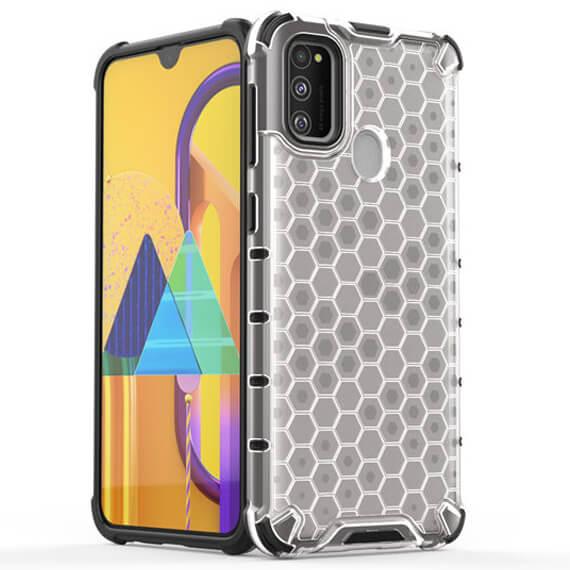 Ударопрочный чехол Honeycomb для Samsung Galaxy M30s