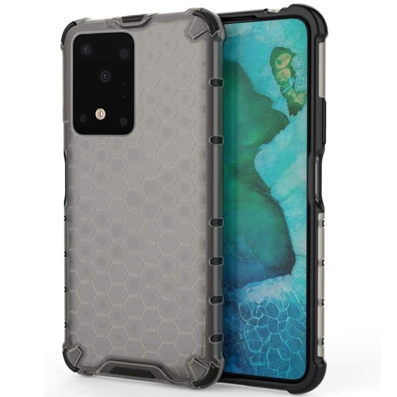 Ударопрочный чехол Honeycomb для Samsung Galaxy S20 Ultra