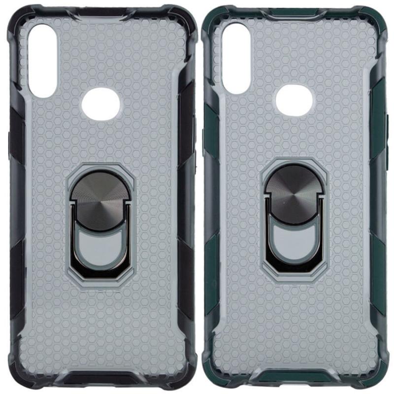 Ударопрочный чехол Honeycomb Ring для Samsung Galaxy A10s
