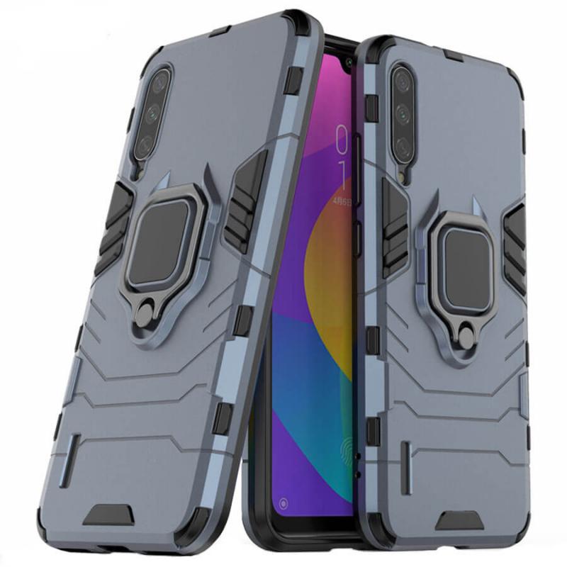 Ударопрочный чехол Transformer Ring под магнитный держатель для Samsung Galaxy A70s