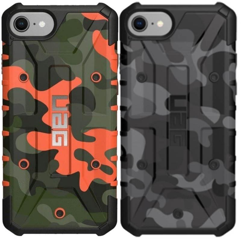 Ударопрочный чехол UAG Pathfinder камуфляж для Apple iPhone 6/6s / 7/8
