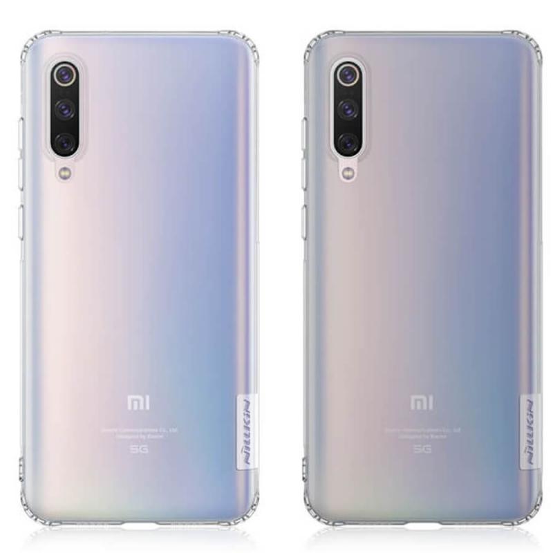 TPU чехол Nillkin Nature Series для Xiaomi Mi 9 Pro