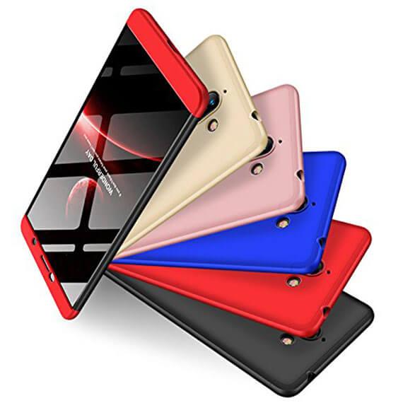 Пластиковая накладка GKK LikGus 360 градусов для Nokia 7 plus