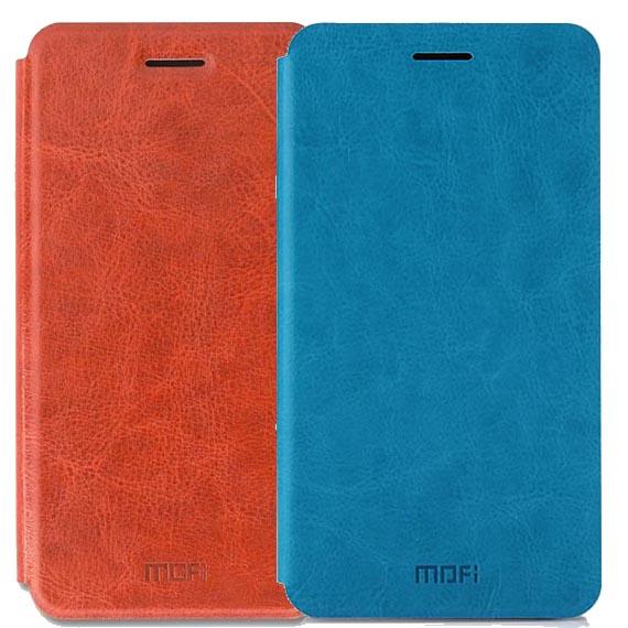 Кожаный чехол (книжка) MOFI Vintage Series для Xiaomi Redmi 5