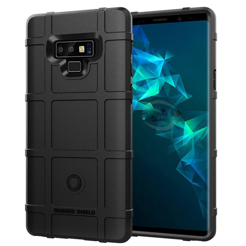 TPU чехол Rugged Shield для Samsung Galaxy Note 9