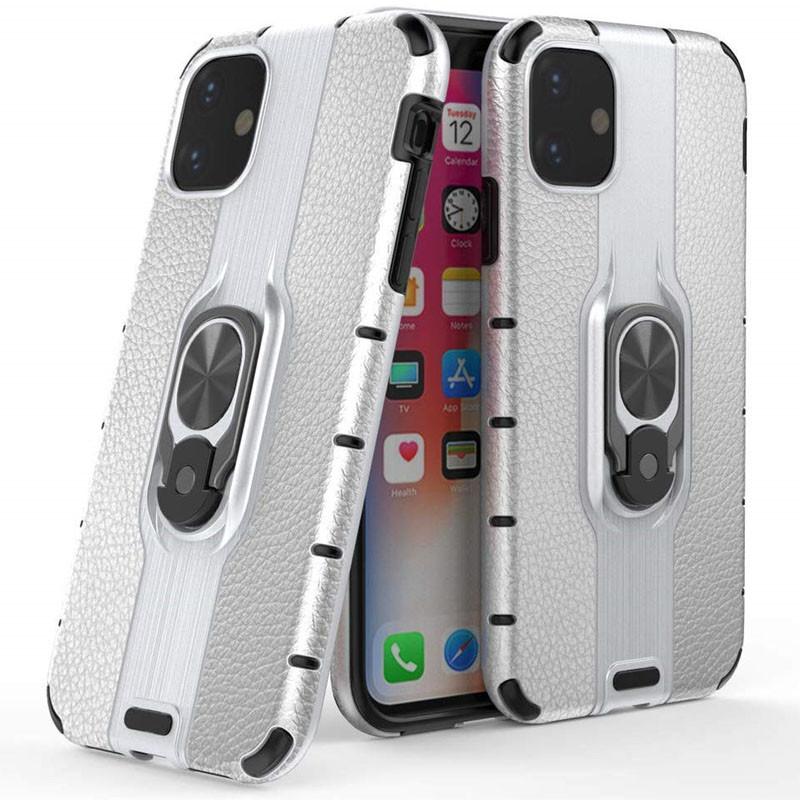 """Ударопрочный чехол Transformer Alita под магнитный держатель для Apple iPhone 11 (6.1"""")"""