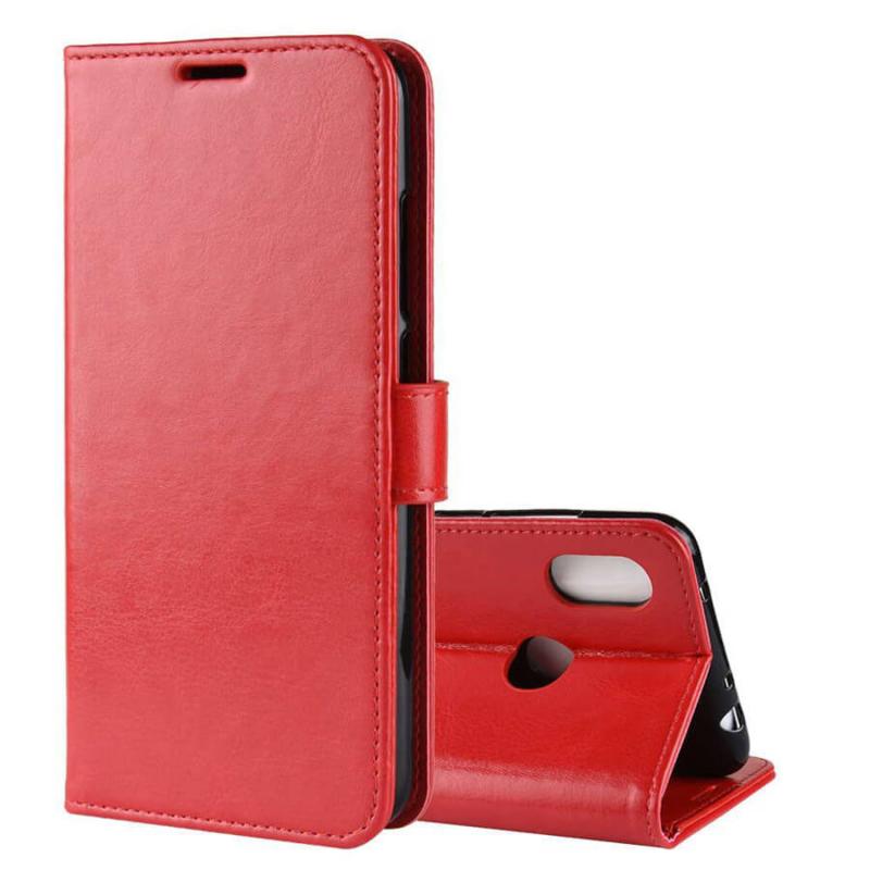 Чехол (книжка) Wallet с визитницей для Xiaomi Redmi Note 6 Pro