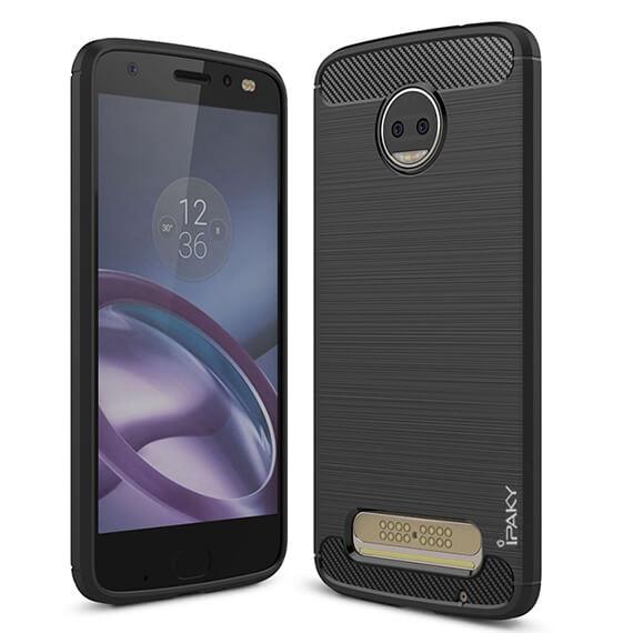 TPU чехол iPaky Slim Series для Motorola Moto Z2 Force