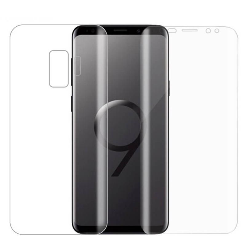Защитная нано-пленка ITOP (на обе стороны) для Samsung Galaxy S9