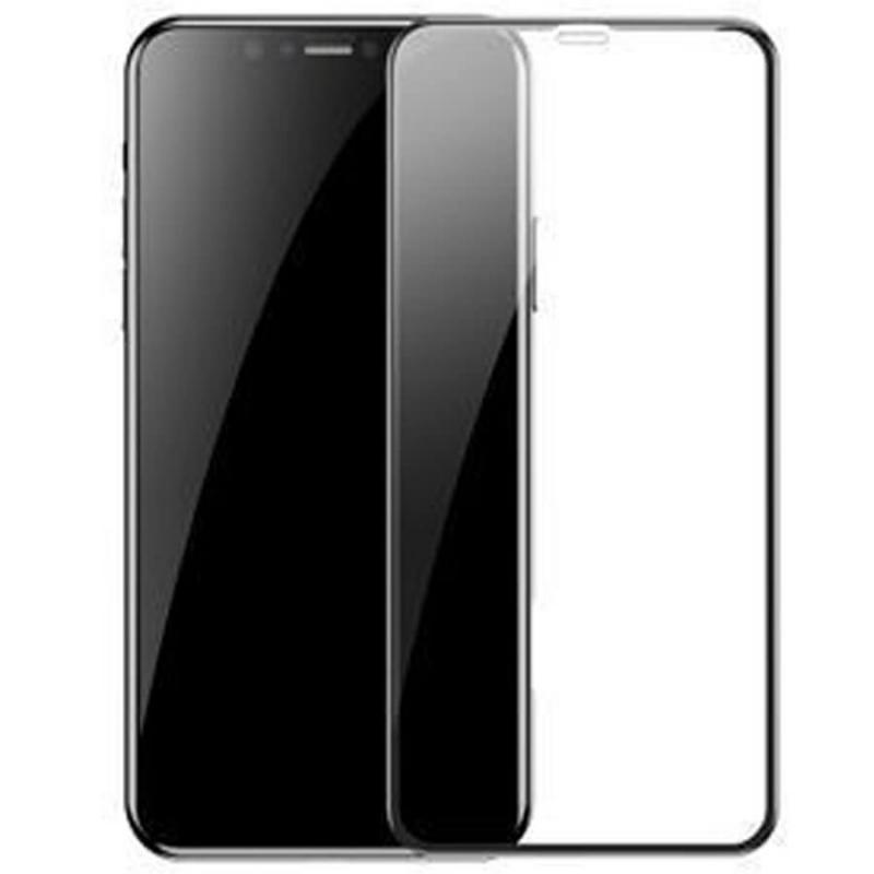 """Защитное цветное стекло Mocolo (full glue) на весь экран для Apple iPhone 11 Pro (5.8"""")"""