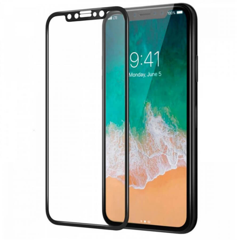 Защитное 3D стекло LUME Protection для Apple iPhone X / XS / 11 Pro