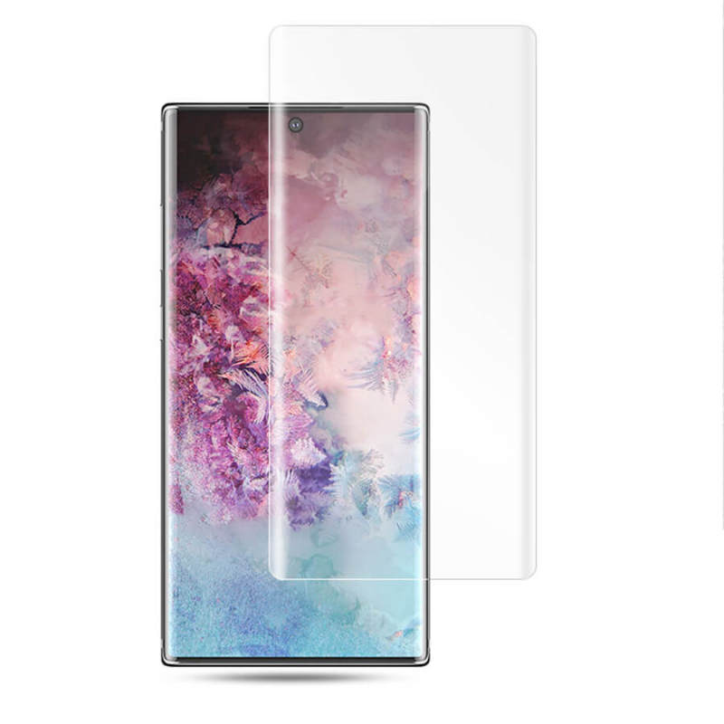 Защитное 3D стекло Mocolo с УФ лампой для Samsung Galaxy Note 10 Plus