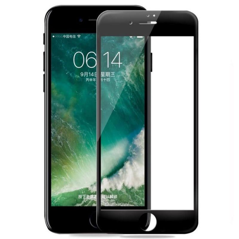"""Защитное стекло XD+ (full glue) (тех.пак) для Apple iPhone 6 / 6s / 7 / 8 / SE (2020) (4.7"""")"""
