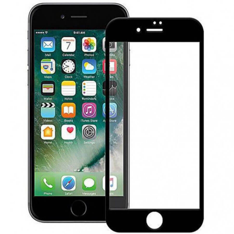 "Защитное стекло 2.5D CP+ (full glue) для Apple iPhone 8 / SE (2020) (4.7"")"
