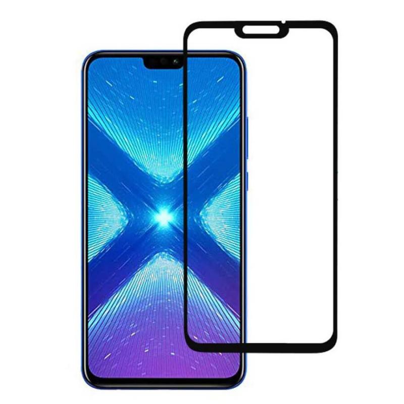 Защитное стекло 2.5D CP+ (full glue) для Huawei Honor 8X