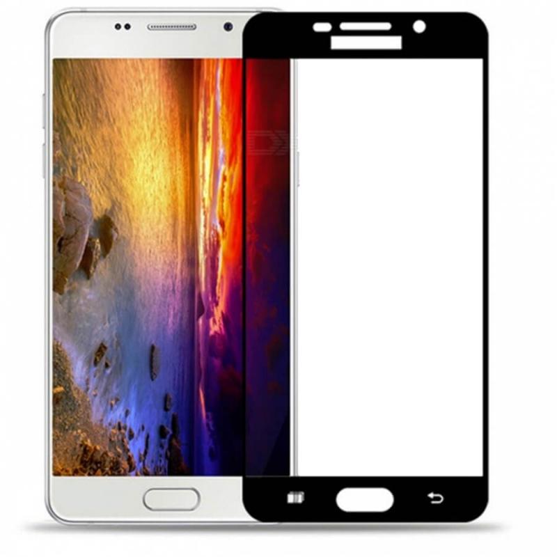 Защитное стекло 2.5D CP+ (full glue) для Samsung A510F Galaxy A5 (2016)