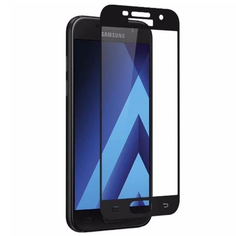 Защитное стекло 2.5D CP+ (full glue) для Samsung A720 Galaxy A7 (2017)