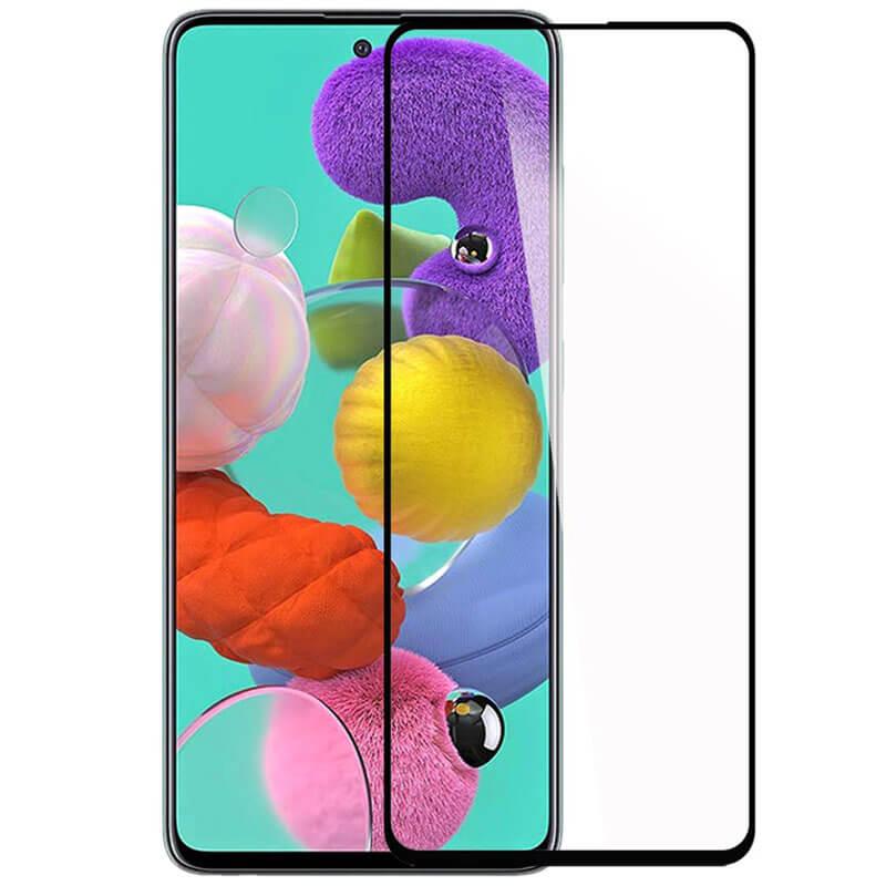 Защитное стекло 2.5D CP+ (full glue) для Samsung Galaxy A21 / A21s