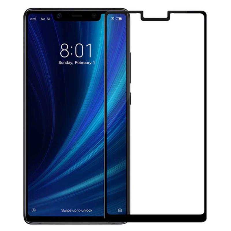 Защитное стекло 2.5D CP+ (full glue) для Xiaomi Mi 8 SE