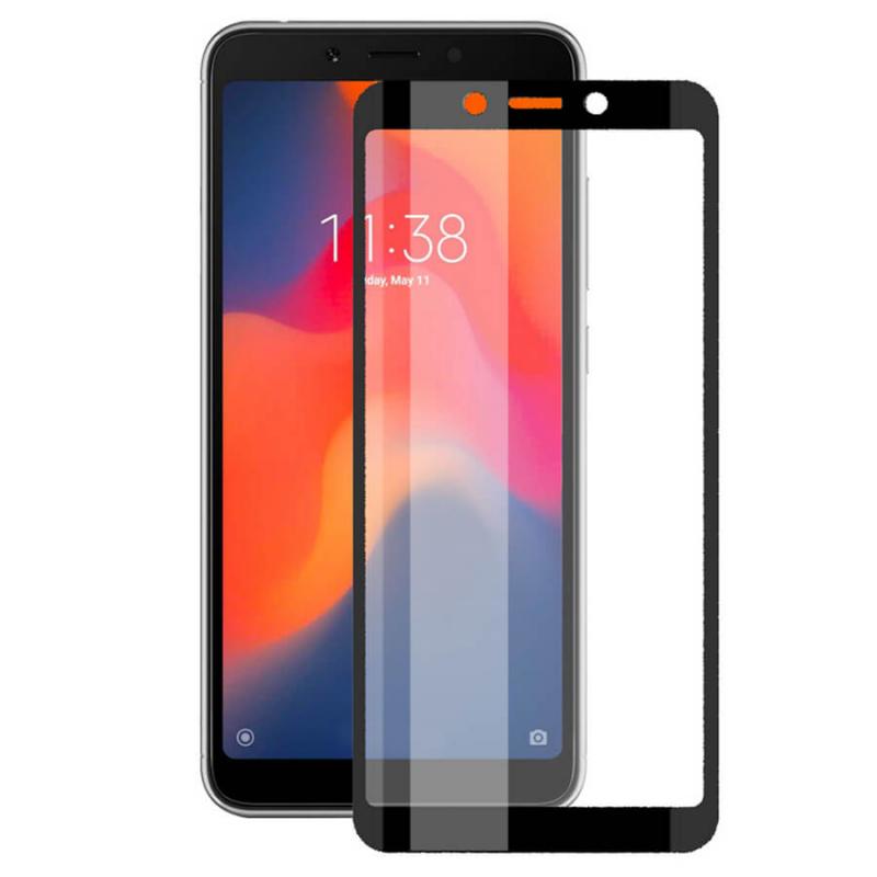 Защитное стекло 2.5D CP+ (full glue) для Xiaomi Redmi 6 / Redmi 6A