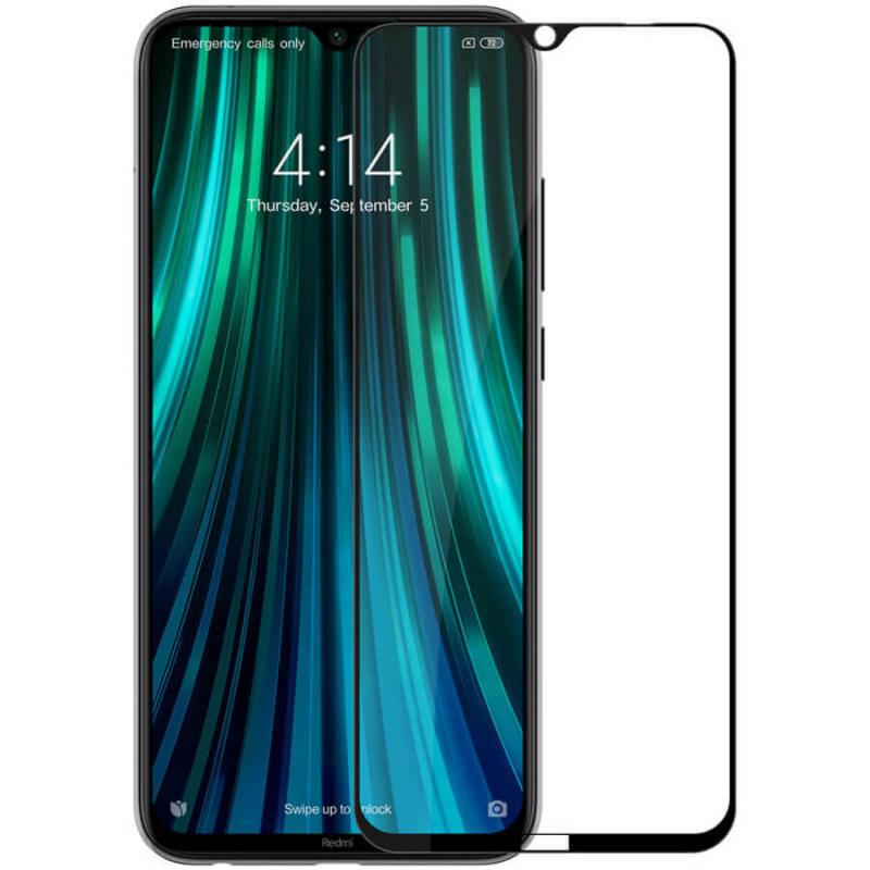 Защитное стекло 3D Premium 111D (full glue) для Xiaomi Redmi Note 8