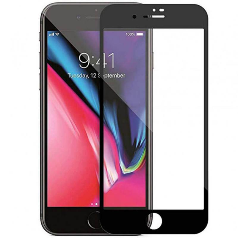"Защитное стекло Autobot 5D (full glue) (без упаковки) для Apple iPhone 7 / 8 / SE (2020) (4.7"")"