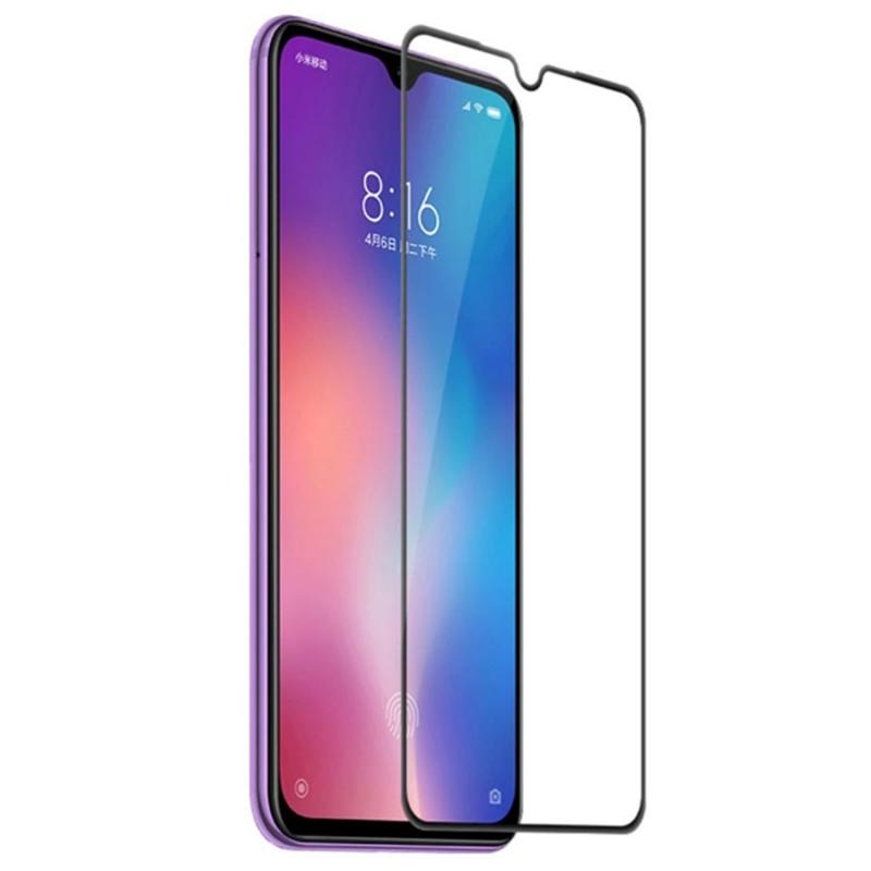 Защитное цветное стекло Mocoson 5D (full glue) для Xiaomi Mi 9 SE