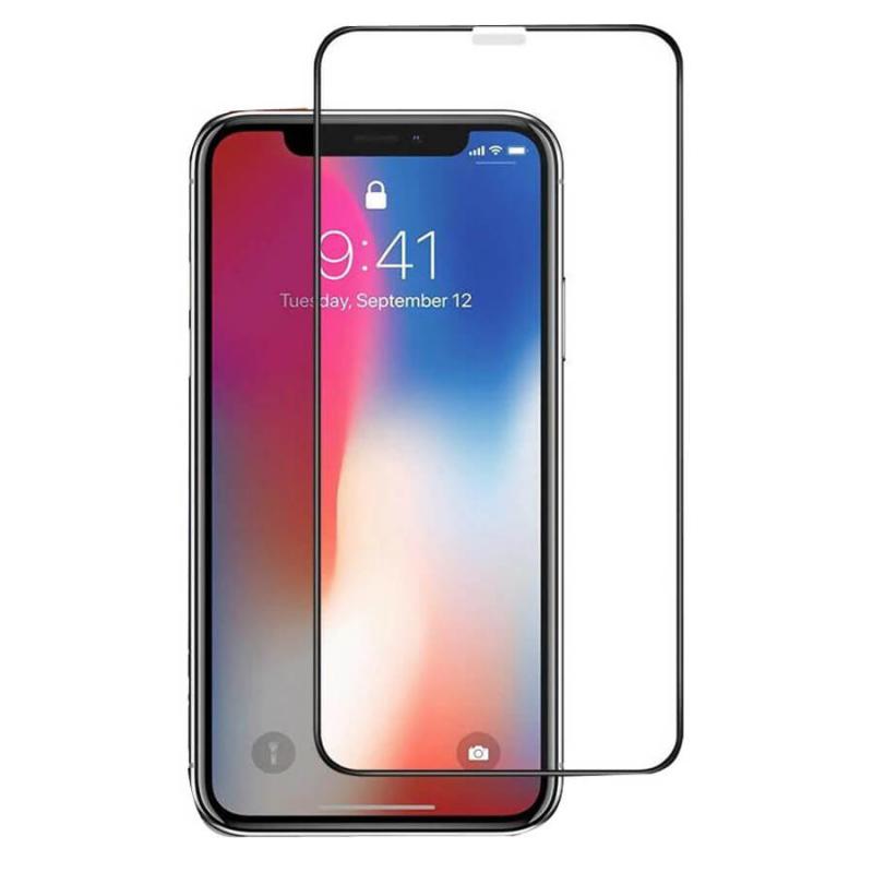 Защитное стекло Japan 3D (full glue) для Apple iPhone X / XS / 11 Pro