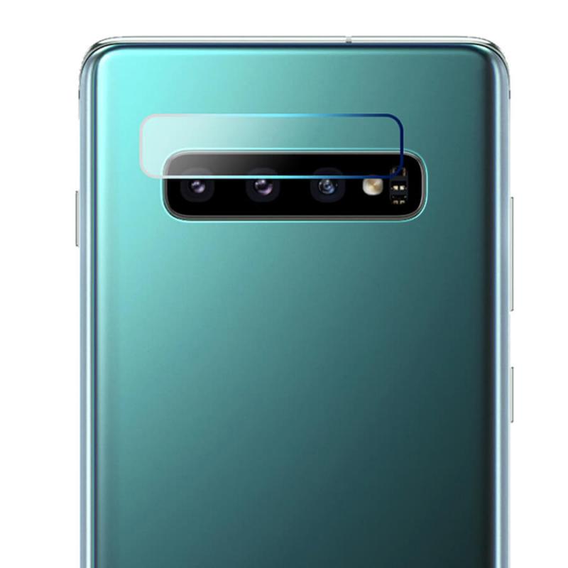 Защитное стекло Mocolo на заднюю камеру для Samsung Galaxy S10+