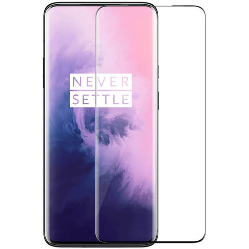 Защитное стекло Nillkin Anti-Explosion Glass Screen (DS+ max 3D) (+Applicator Kit) для OnePlus 7 Pro