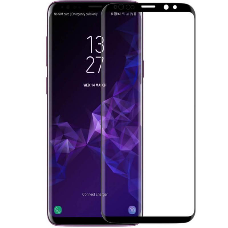Защитное стекло Nillkin Anti-Explosion Glass Screen (DS+ max 3D) для Samsung Galaxy S9+