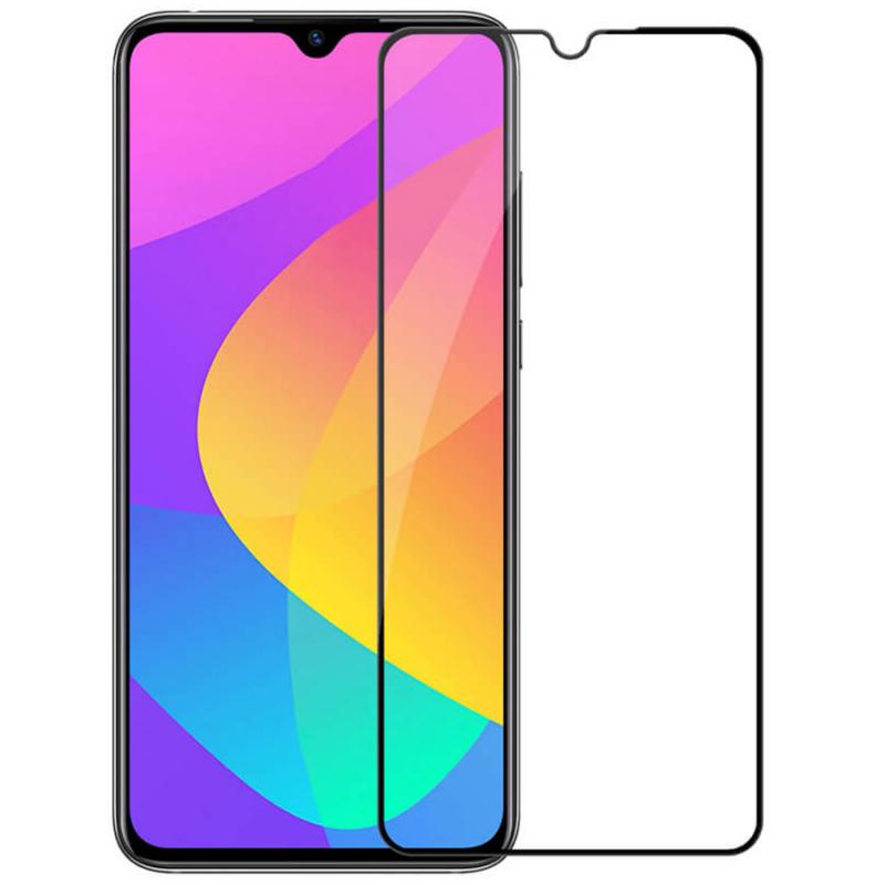 Защитное стекло SKLO 5D (full glue) для Xiaomi Mi CC9 / Mi 9 Lite