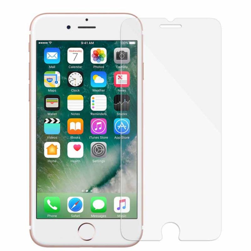 "Защитное стекло Ultra 0.33mm (без упаковки) для Apple iPhone 8 plus (5.5"")"