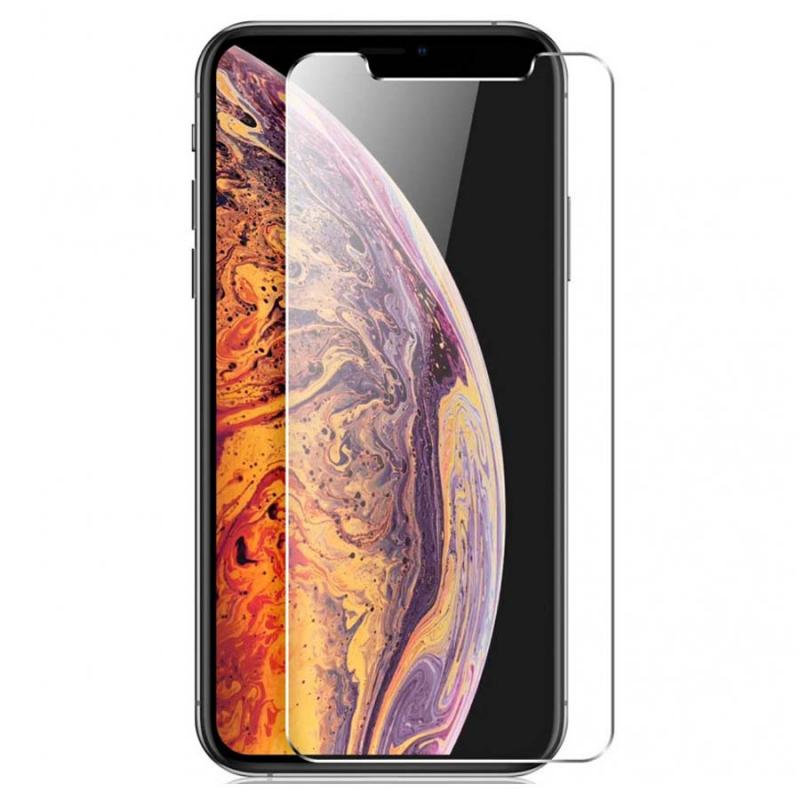 """Защитное стекло Ultra 0.33mm (без упаковки) для Apple iPhone XS Max (6.5"""")"""