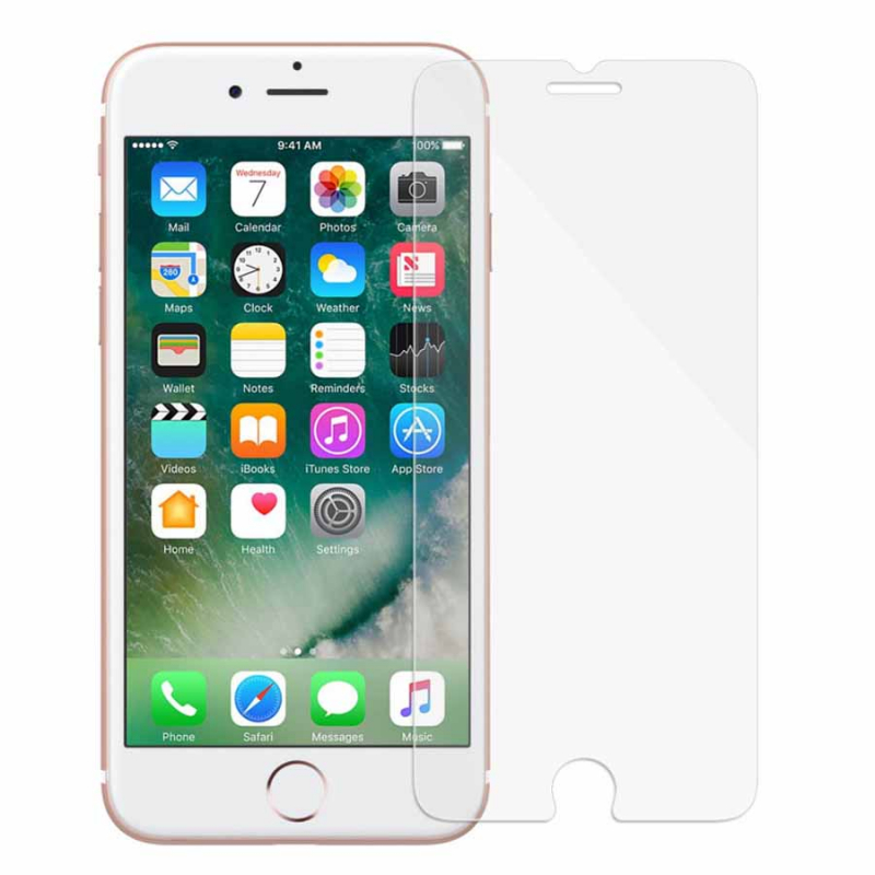 "Защитное стекло Ultra Plus 0.33mm (без упаковки) для Apple iPhone 8 (4.7"")"