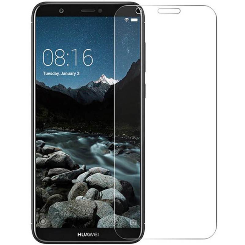 Защитное стекло Ultra 0.33mm для Huawei P smart / Enjoy 7S (в упаковке)