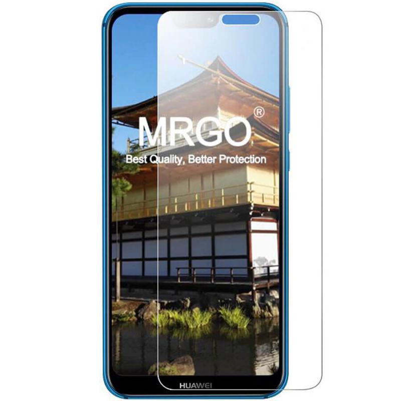 Защитное стекло Ultra Tempered Glass 0.33mm (H+) для Huawei P20 (картонная упаковка)