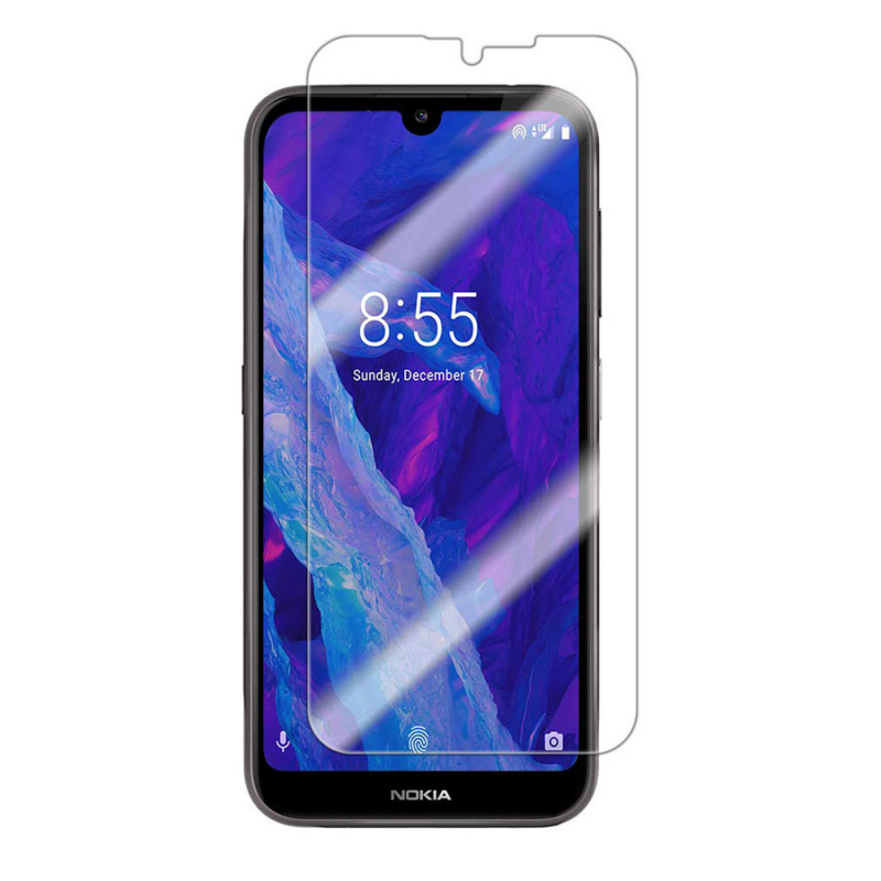 Защитное стекло Ultra Tempered Glass 0.33mm (H+) для Nokia 4.2 (картонная упаковка)