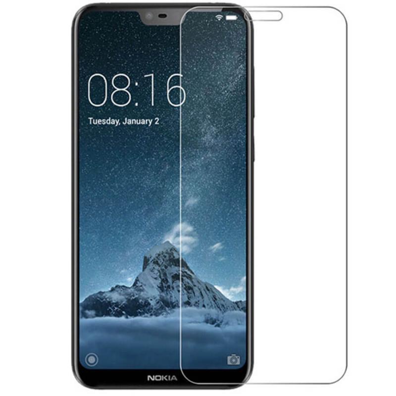 Защитное стекло Ultra Tempered Glass 0.33mm (H+) для Nokia 6.1 Plus (Nokia X6) (в упаковке)